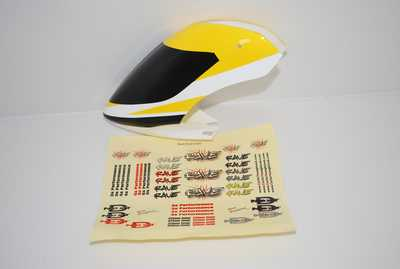 RAVE 450 CANOPY-YELLOW