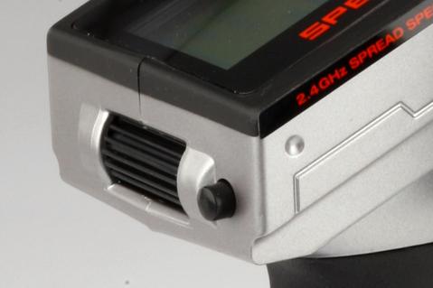 SPEKTRUM DX3S 3CH CAR RADIO 2.4G WITH RX