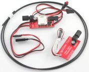 IGNITION CUTOFF + REG SINGLE RECIVER ( SMART-FLY )