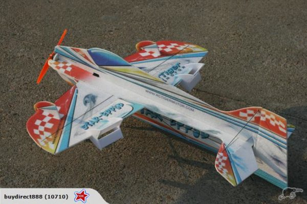 STAR EPP 3D 31' Wing Span 220G Flying Weight Techone
