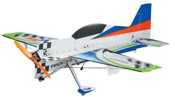 YAK 54 Depron 3D 32' Wing Span 150G Techone