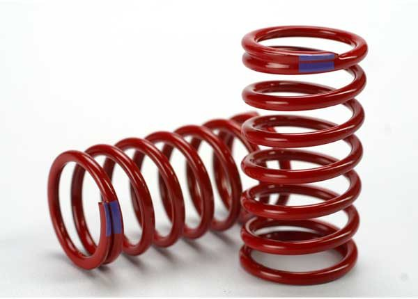 5445 (PART) TRAXXAS SPRING SHOCK 6.4 PURPLE