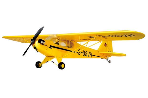 FMS J-3 CUB 1100MM YELLOM RTF