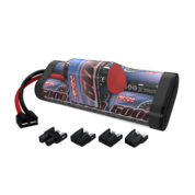 Venom 8.4v 5000mAh 7-Cell Hump Pack NiMH Battery with Universal Plug