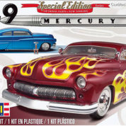 49 MERCURY COUPE REVELL 2860 Plastic Model Kit