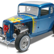 32 FORD COUPE REVELL 4228 Plastic Model Kit