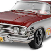 60 CHEVY IMPALA REVELL 4248 Plastic Model Kit