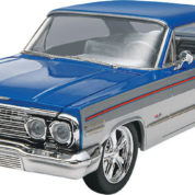 63 CHEVY IMPALA REVELL 4278 Plastic Model Kit