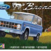 FORD BRONCO REVELL 4320 Plastic Model Kit