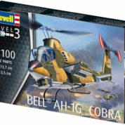BELL AH-1G COBRA REVELL 04954 Plastic Model Kit