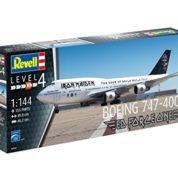 BOEING 747-4 REVELL 950 Plastic Model Kit