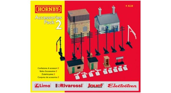 HORNBY R8228 TRAKMAT ACC PACK 2