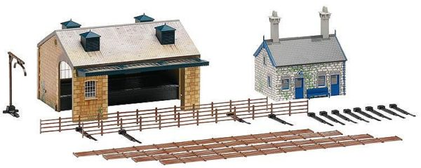 HORNBY R8230 TRAKMAT ACC PACK 4