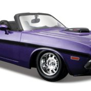 1/24 1970 DODGE CHALLENGER R/T CONVERTIBLE MA31264