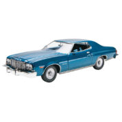 76 GRAN FORD TORINO1/25 REVELL 4412 Plastic Model Kit