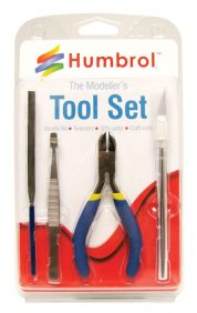 HUMBROL TOOL SET SMALL 9150