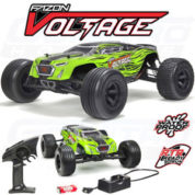 ARRMA FAZON VOLTAGE GRE/BLACK AR102675