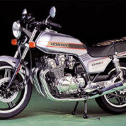 HONDA CB750F TAMIYA T14006 Plastic Model Kit