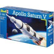 SATURN V 1/144 REVELL 04909 Plastic Model Kit