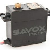 SAVOX SC-0251MG DIGITAL SERVO 16KG .18SEC