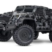 Traxxas 1/10 TRX-4 Tactical Unit Electric Off-Road Rock Crawler 82066-4