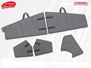 REVOC WINGBAG FULL SET YAK55 33%GREY