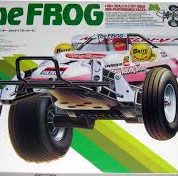 TAMIYA THE FROG KIT