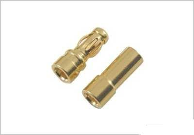 3.5MM BULLIT CONECTOR PAIR
