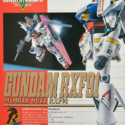 1/100  RXF91  Plastic model kit GUNDAM G0035764