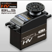 FUTABA BLS156HV SERVO .12SEC 21KG HIGH VOLTAGE BRUSHLESS