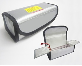 ACE LIPO BAG SQUAR 185X75X60MM