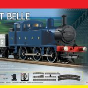 HORNBY DIGITAL SOMERSET BELLE TRAIN SET R1125
