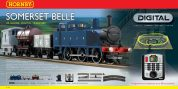 HORNBY DIGITAL SOMERSET BELLE TRAIN SET R1125