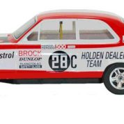GV 1/10 PETER BROCK XU-1 TORANA 4WD ELECTRIC SHAFT DRIVE ESC 2.4Ghz