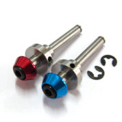 AXLE 4 X 21MM STAINLESS STEEL SPOT ON