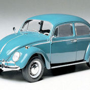 VOLKSWAGEN 1300 BEETLE TAMIYA T24136 Plastic Model Kit