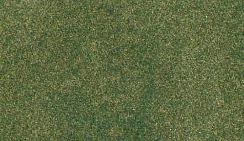 WOODLAND SCENICS RG5132 GREEN GRASS SMALL ROLL 83.8X127