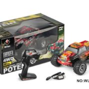 WLtoys 18402 1:18 4WD RC Monster Truck - RTR