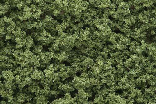 WOODLAND SCENICS  FC135 UNDERBUSH LIGHT GREEN 24