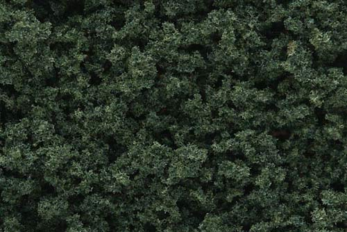 WOODLAND SCENICS  FC136 UNDERBUSH MEDIUM GREEN