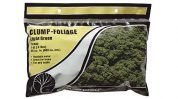 WOODLAND SCENICS  FC682 CLUMP FOLIAGE LT GREEN