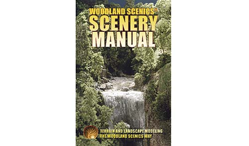 WOODLAND SCENICS WC1207  THE SCENERY MANUEL