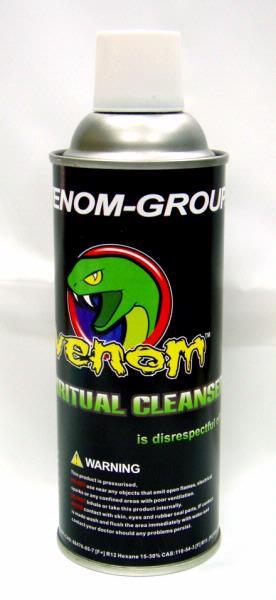 VENOM SPIRITUAL CLEANSER CLEANER SPRAY VEN-0917