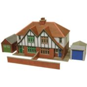 METCALFE PO266 SEMI DETACHED HOUSES