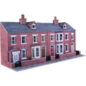 METCALFE PO274 LOW RELIEF BRICK TERRACE FRONT