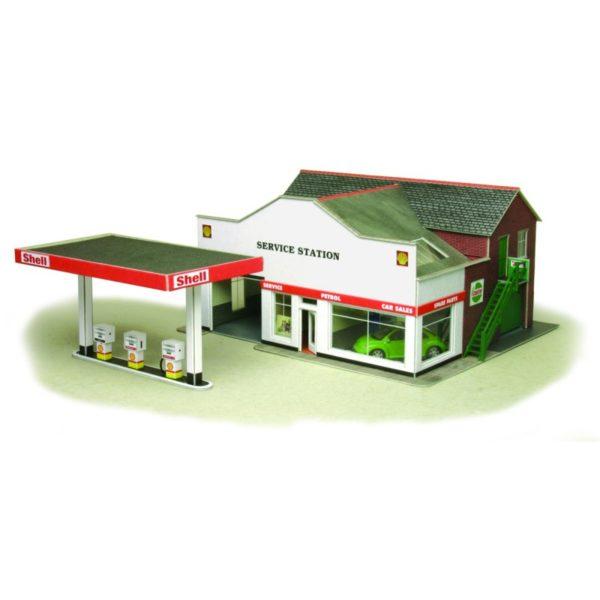 METCALFE PO281 SERVICE STATION