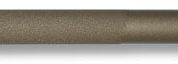 PERMA-GRIT R203F 12MM ROUND TUBE FILE FINE