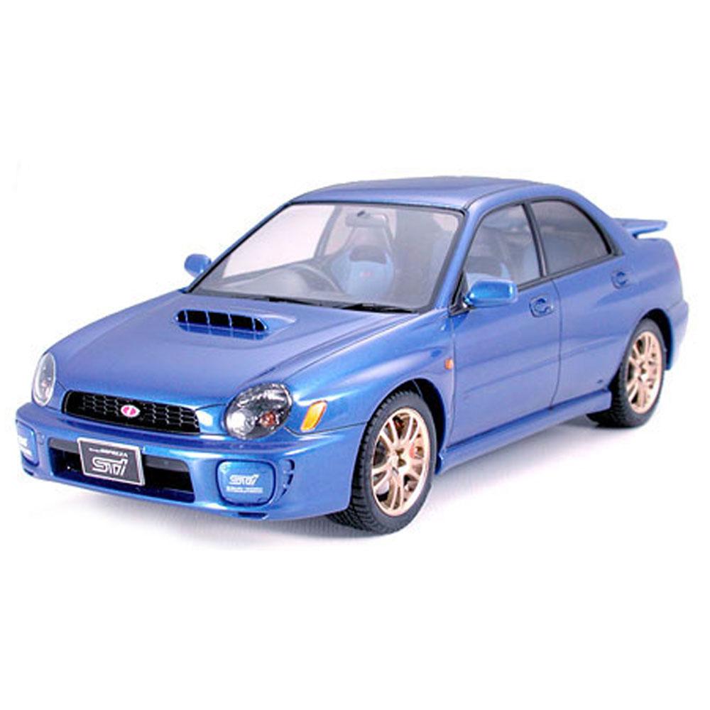 SUBARU IMPREZA WRC TAMIYA T24199 Plastic Model Kit