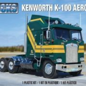 KENWORTH K-100 1/25 KIT REVELL Plastic Model Kit (85-2514)