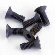 2550 (PART) TRAXXAS C/SUNK SCREWS 3X8MM